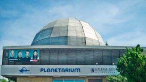 Планетарий в Ольштыне