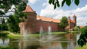 Замок во Фромборке